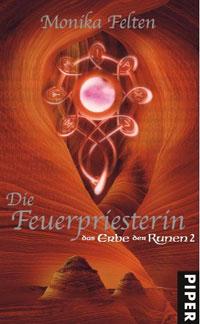 Cover Das Erbe der Runen - Die Feuerpriesterin