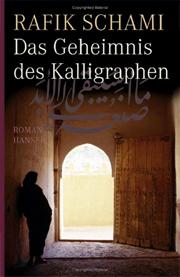 Cover Das Geheimnis des Kalligraphen