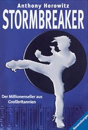 Cover Alex Rider - Stormbreaker