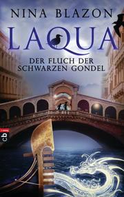 Cover Laqua - Der Fluch der schwarzen Gondel