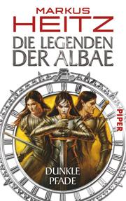 Cover Die Legenden der Albae: Dunkle Pfade