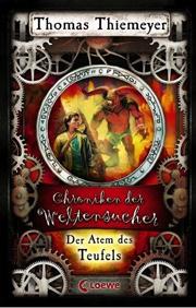 Cover Chroniken der Weltensucher - Der Atem des Teufels