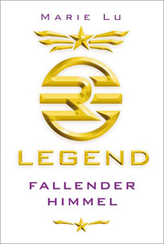 Cover Legend - Fallender Himmel