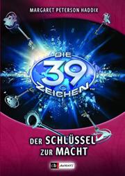Cover Die 39 Zeichen - Der Schlüssel zur Macht