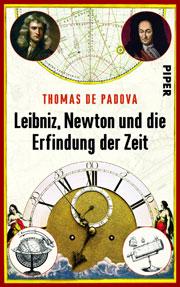 Cover Leibniz, Newton und die Erfindung der Zeit