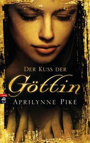 Cover Der Kuss der Göttin