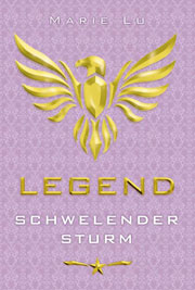 Cover Legend - Schwelender Sturm