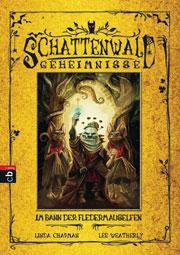 Cover Schattenwald-Geheimnisse 06 - Im Bann der Fledermauselfen