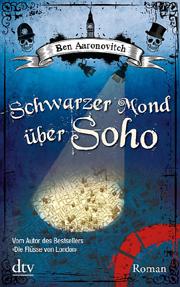 Cover Schwarzer Mond über Soho