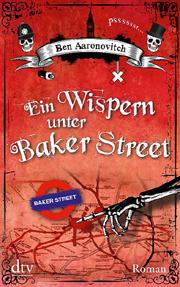 Cover Ein Wispern unter Baker Street