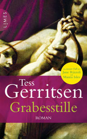 Cover Grabesstille