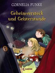 Cover Geheimversteck und Geisterstunde