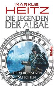 Cover Die Legenden der Albae - Die vergessenen Schriften