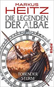 Cover Die Legenden der Albae: Tobender Sturm