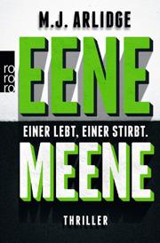 Cover Eene Meene - Einer lebt, einer stirbt