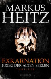 Cover Exkarnation - Krieg der Alten Seelen