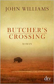 Cover Butcher's Crossing