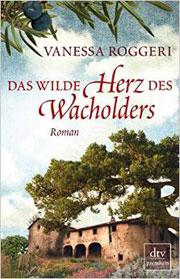 Cover Das wilde Herz des Wacholders