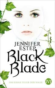 Cover Black Blade - Das eisige Feuer der Magie