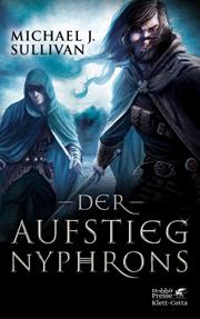 Cover Der Aufstieg Nyphrons: Riyria 3