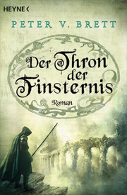 Cover Der Thron der Finsternis
