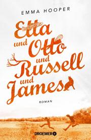 Cover Etta und Otto und Russell und James