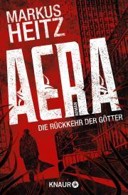 Cover AERA - Die Rückkehr der Götter