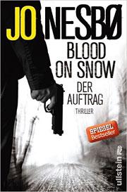 Cover Blood on Snow. Der Auftrag