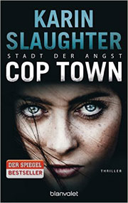 Cover Cop Town - Stadt der Angst