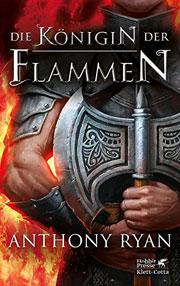 Cover Die Königin der Flammen: Rabenschatten 3