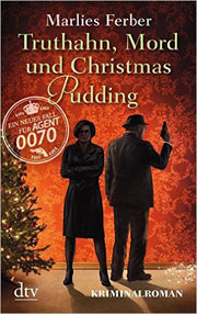 Cover Null-Null-Siebzig: Truthahn, Mord und Christmas Pudding