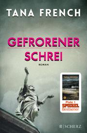 Cover Gefrorener Schrei