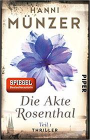 Cover Die Akte Rosenthal - Teil 1