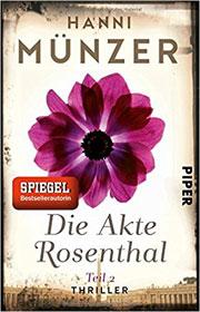 Cover Die Akte Rosenthal - Teil 2