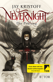 Cover Nevernight - Die Prüfung
