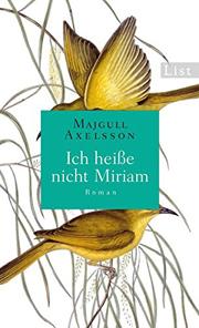 Cover Ich heiße nicht Miriam