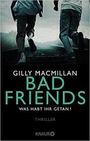 Cover Bad Friends - Was habt ihr getan?