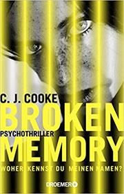 Cover Broken Memory - Woher kennst du meinen Namen?