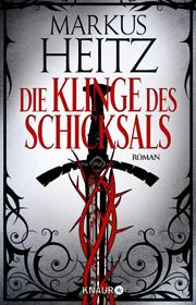 Cover Die Klinge des Schicksals