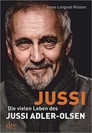 Cover Jussi: Die vielen Leben des Jussi Adler-Olsen