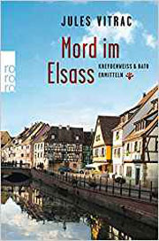 Cover Mord im Elsass