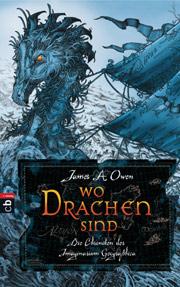 Cover Die Chroniken des Imaginarium Geographica - Wo Drachen sind