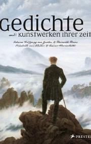 Cover Gedichte mit Kunstwerken ihrer Zeit