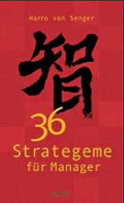 Cover 36 Strategeme für Manager