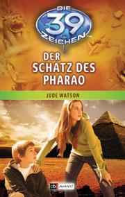Cover Die 39 Zeichen - Der Schatz des Pharao