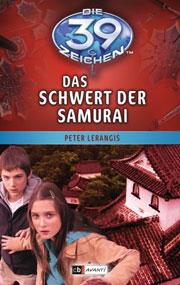 Cover Die 39 Zeichen - Das Schwert der Samurai