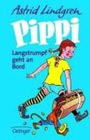 Cover Pippi Langstrumpf geht an Bord