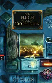 Cover Der Fluch der 100 Pforten