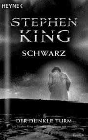 Cover Der dunkle Turm - Schwarz