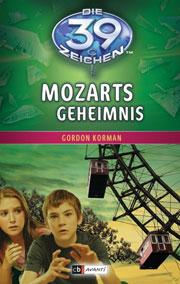 Cover Die 39 Zeichen - Mozarts Geheimnis